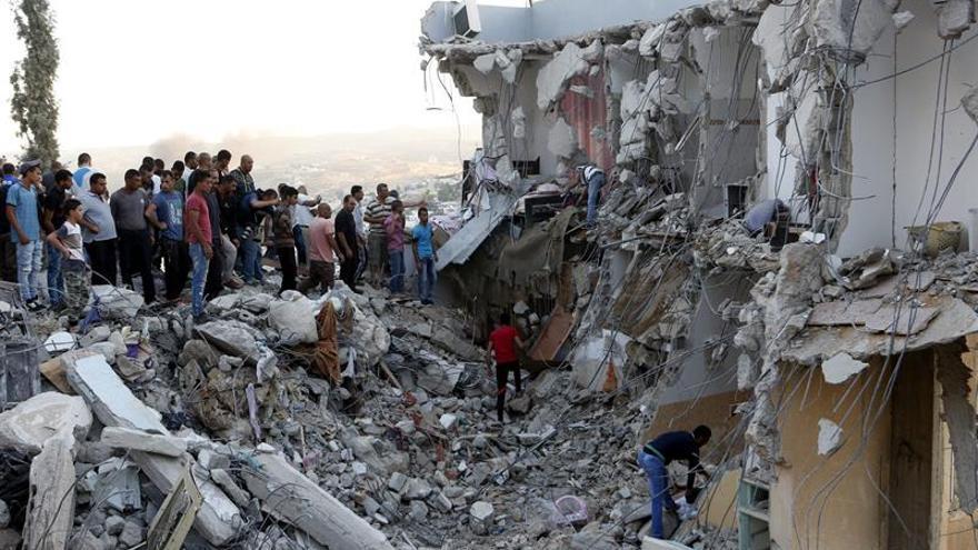 Un palestino muerto y 3 heridos en un tiroteo con fuerzas del Ejército israelí en Cisjordania