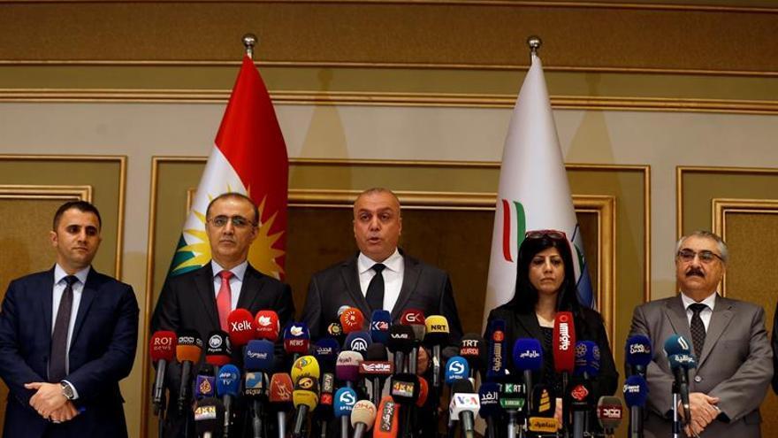 El Gobierno de Irak anuncia nuevas medidas en respuesta al referéndum kurdo