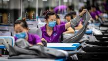 El comercio exterior de China se reduce un 0,5 % en octubre