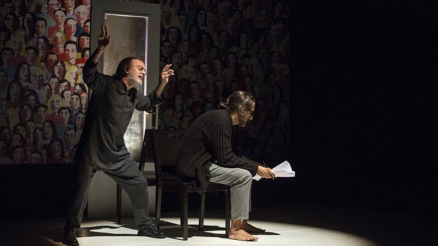 Imagen de archivo de una actuación de EnREDarte.