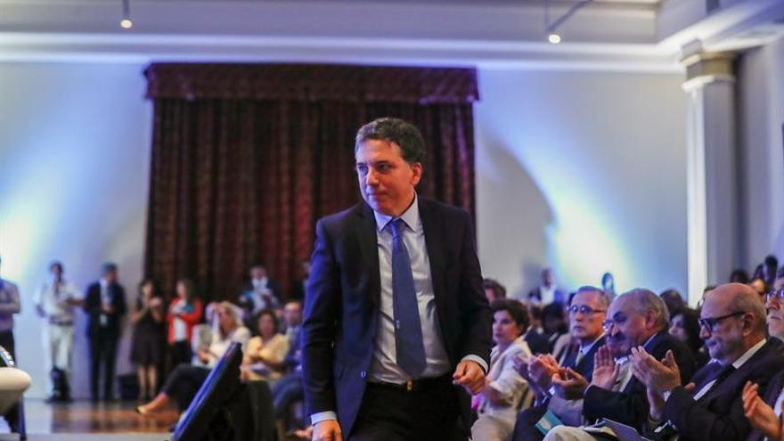 "Argentina invita a inversores españoles porque son ""perfectamente solventes"""