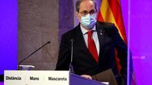 El alcalde de Lleida, preocupado e irritado, a la espera de noticias claras