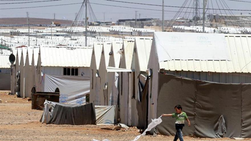 La UE concede a Jordania 20 millones de euros para educación a refugiados sirios