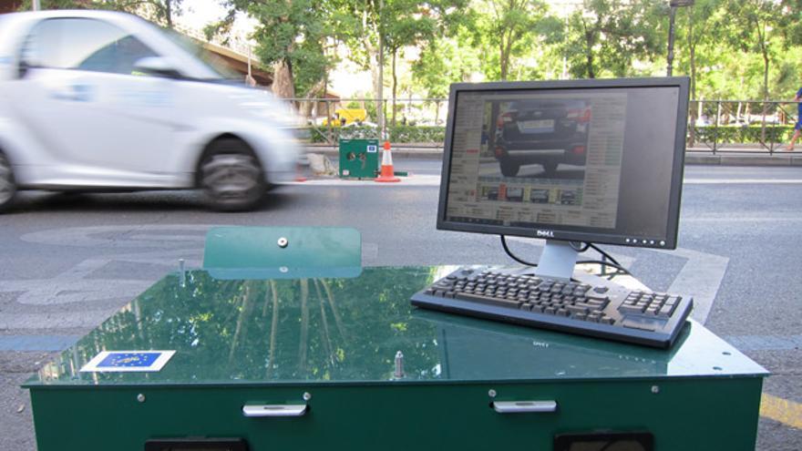 El sistema de medición de emisiones contaminantes ha sido desarrollado por la empresa española Opus RSE.