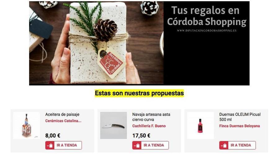 Córdoba shopping: regalos de origen cordobés para la Navidad