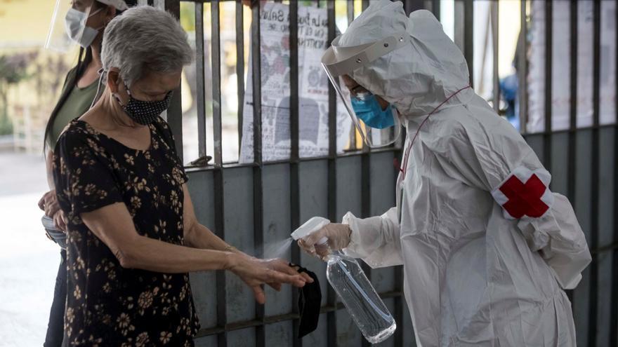 Venezuela añade 413 nuevos contagios de la covid-19