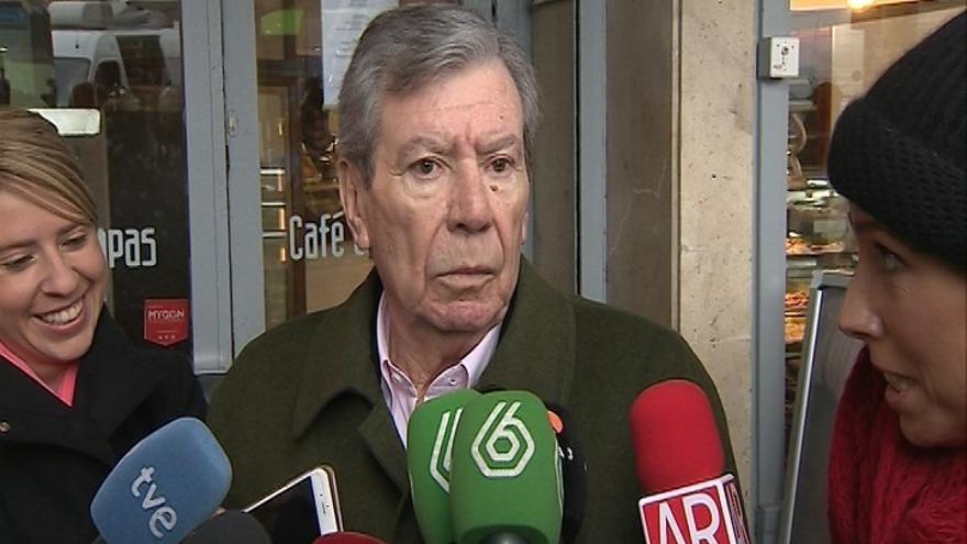 Corcuera reivindica a Galindo, Barrionuevo y Vera 25 años después de la desarticulación de la cúpula de ETA en Bidart