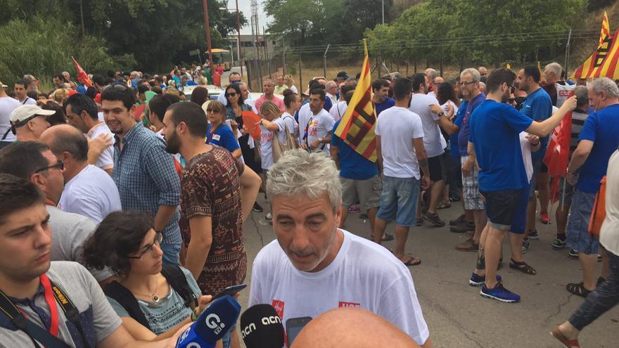 El alcalde de Blanes, Miquel Lupiañez