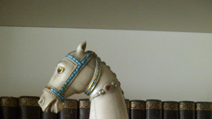 Caballo persa