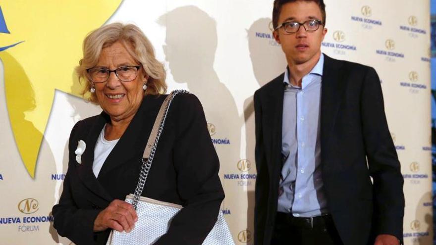 """Carmena lamenta que el PP haya bloqueado Madrid Nuevo Norte para """"perjudicarla"""""""
