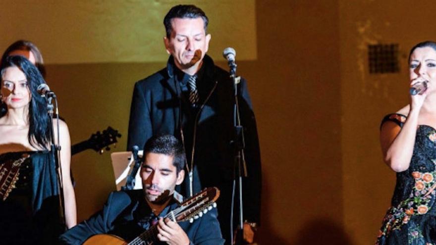 Agrupación musical Jeita.