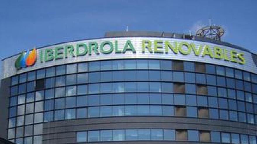 Iberdrola Renovables eleva un 24,4% la producción de electricidad hasta septiembre
