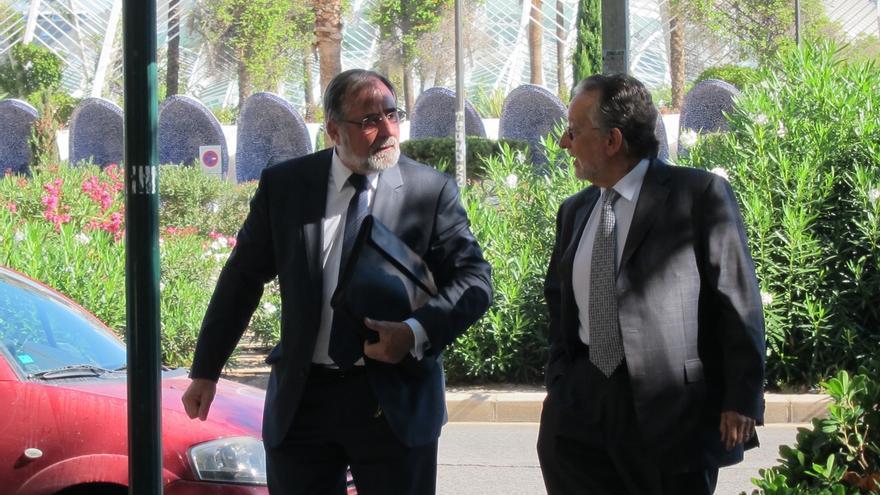 """Grau afirma que el trabajo de Barberá en Valencia fue """"positivo"""" a pesar de los """"errores"""" que pudo cometer"""