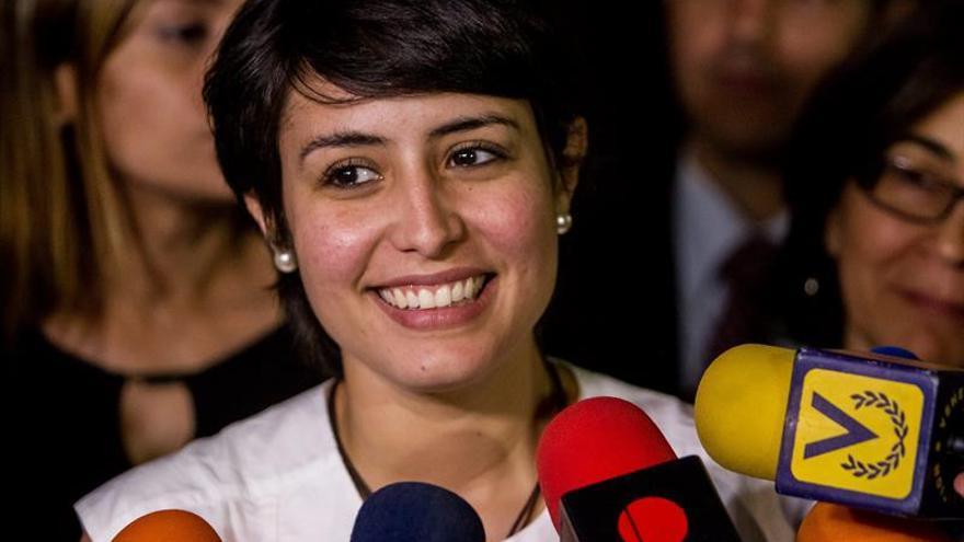 Alcaldesa venezolana no cumplirá la orden del Supremo de evitar el bloqueo de calles
