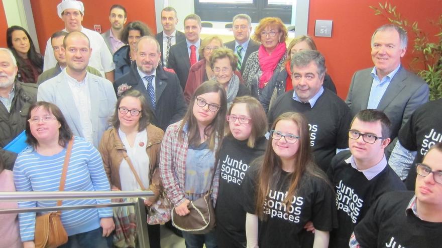 Cantabria se suma a un programa nacional para la integración laboral de personas con enfermedad o discapacidad mental