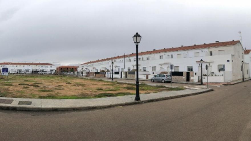 Promoción de viviendas de Valdelacalzada