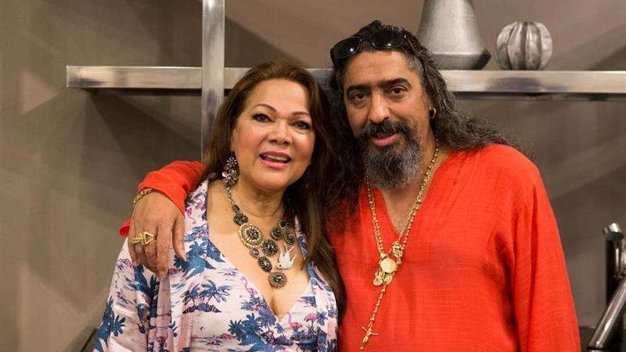 Ángela Carrasco y el Cigala, sentimiento y pasión, en República Dominicana