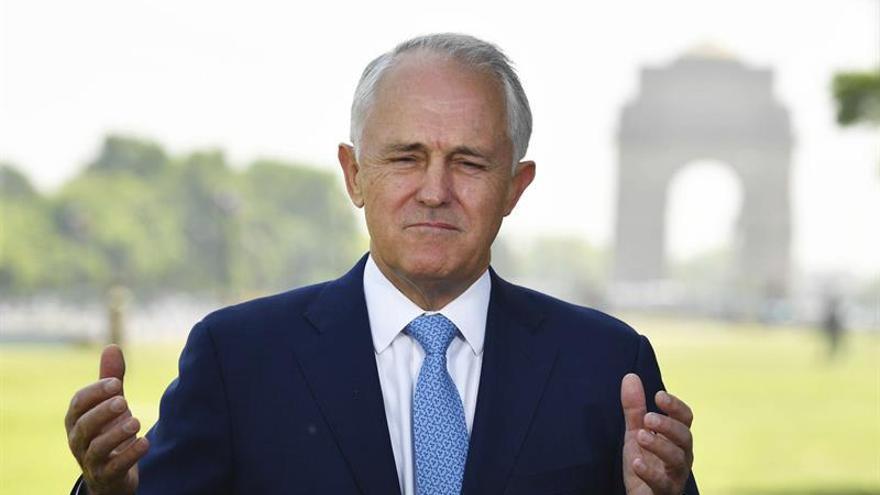 Turnbull reafirmará la alianza con EEUU en reunión con Trump en Nueva York
