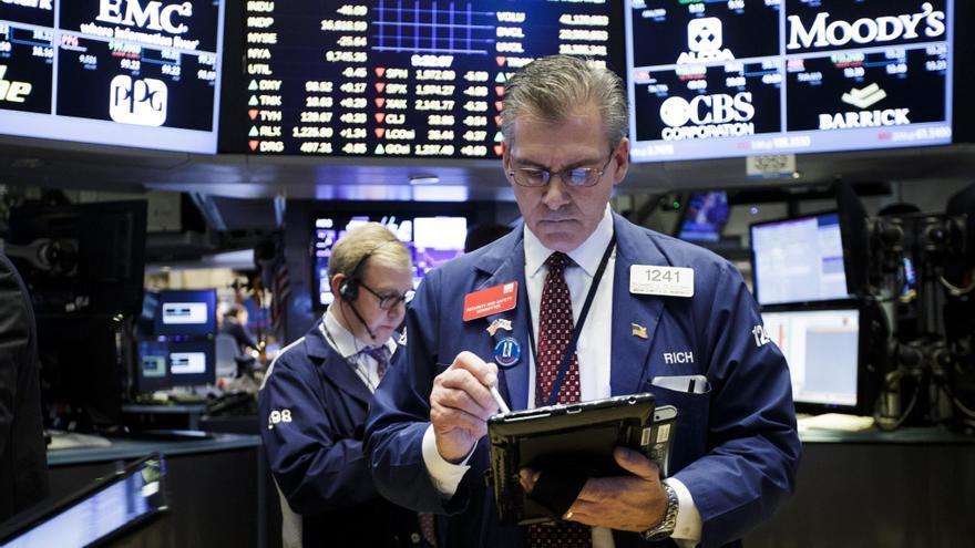 Wall Street abre mixto y el Dow Jones retrocede un 0,34 %