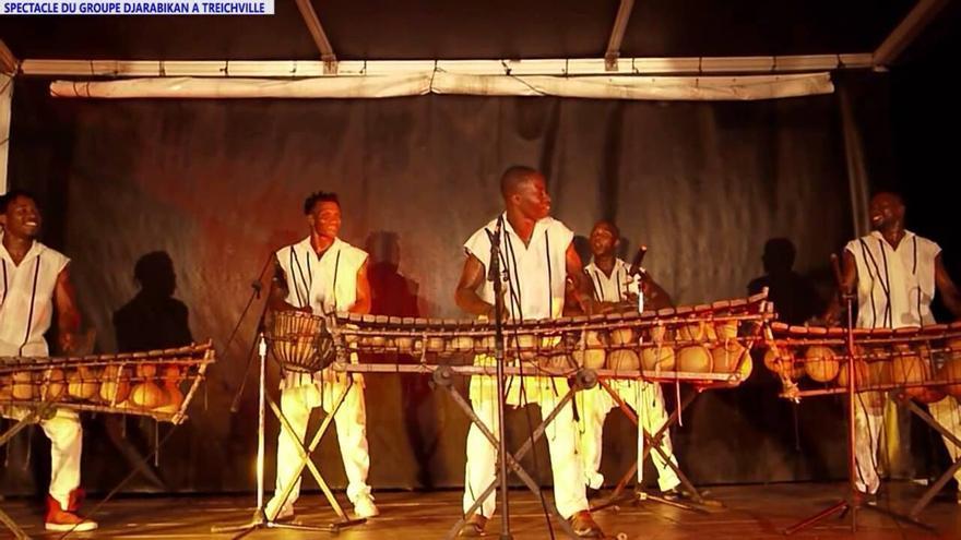 Djarabikan inauguran La Mar de Músicas