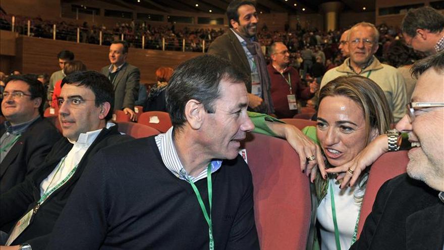 Chachón dice que Griñán ha dado una lección de cómo se hace una renovación con unidad
