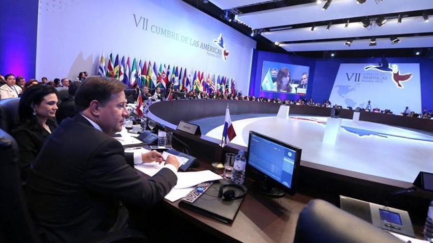La Cumbre de Panamá abre un nuevo escenario continental abierto a las diferencias