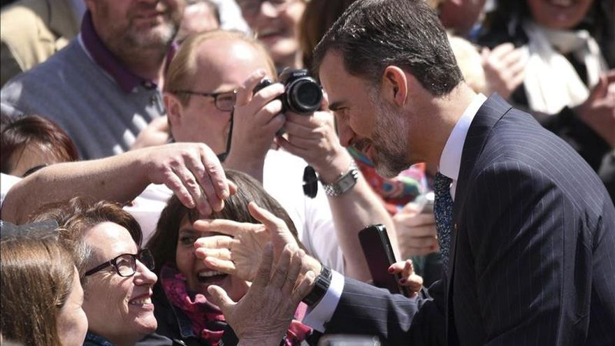 El Rey abre mañana en Barcelona el salón para mitigar el cambio climático