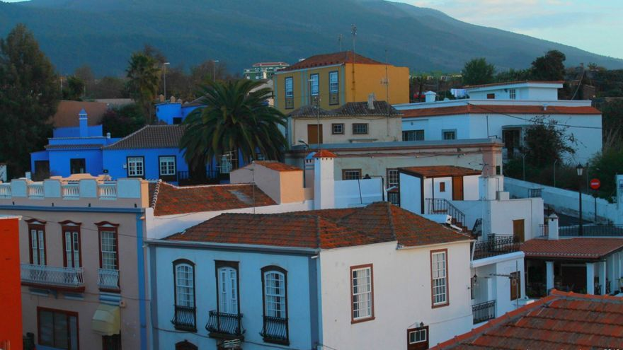Panorámica de centro urbano de El Paso. Foto: palmerosenelmundo.