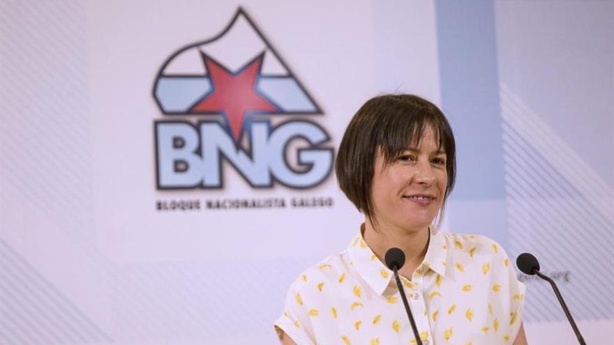 """Pontón pide una marcha """"masiva"""" el 25J y cree que el BNG será """"clave"""" para vencer al PP"""