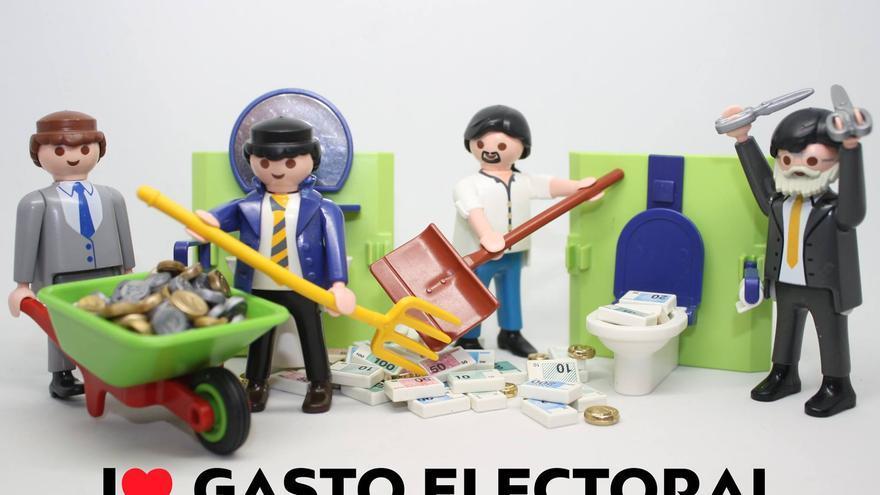 I love gasto electoral