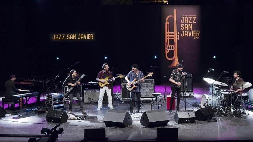 Pepe Bao en el Festival Jazz San Javier