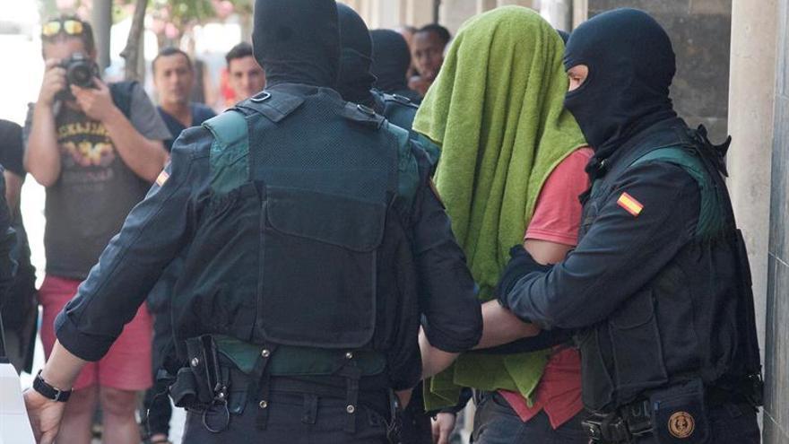 Detenido en Arbúcies (Girona) un marroquí por financiación de Dáesh