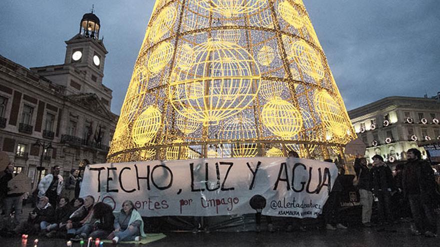 Acción contra la pobreza energética. Imagen cedida por Elise Fitte-Duval