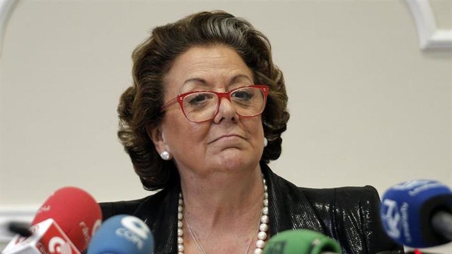 El hueco político y emocional de Rita Barberá, abierto a un año de su muerte
