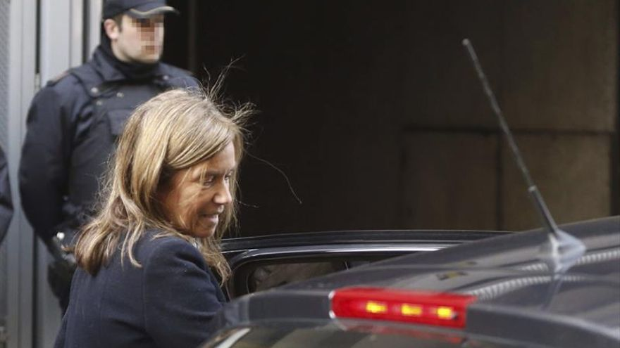 La exministra Ana Mato tendrá que comparecer el lunes en el juicio de Gürtel