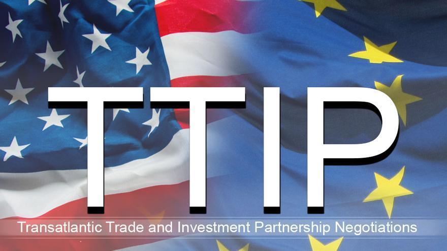 Asociación Transatlántica para el Comercio y la Inversión, en inglés TTIP.