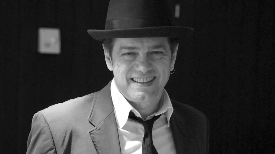 Santiago Auserón el sábado a las 16 horas en el Auditorio Víctor Villegas