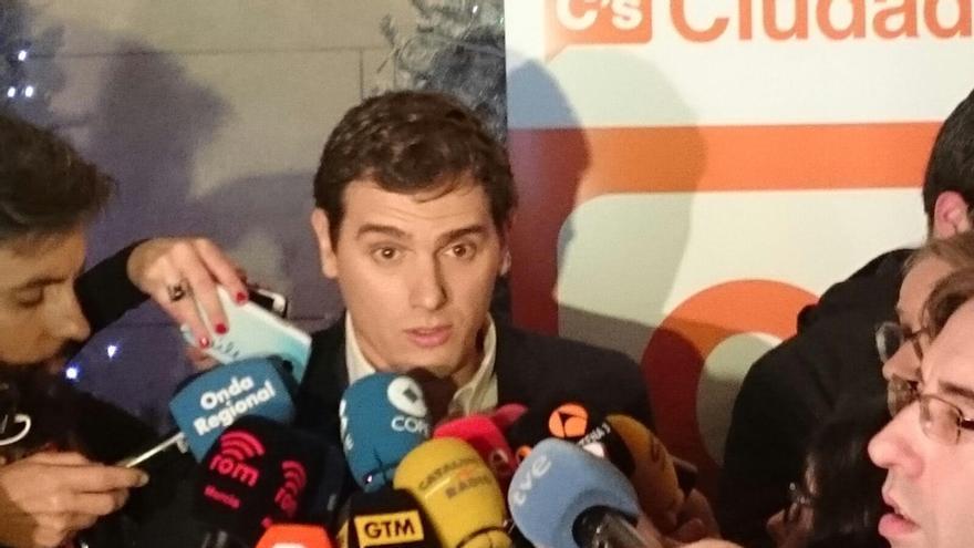 """Rivera pide al Gobierno """"información veraz"""" sobre el ataque en Kabul y que convoque urgentemente el pacto antiyihadista"""
