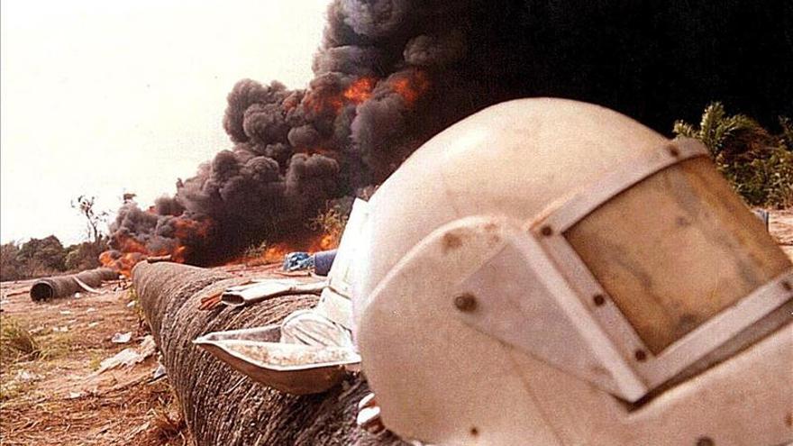 Al menos seis muertos en un atentado suicida en una gasolinera de Nigeria