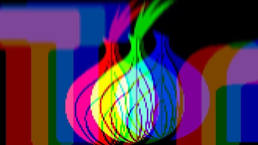 Logo de Tor, el navegador que asegura el anomimato del usuario.