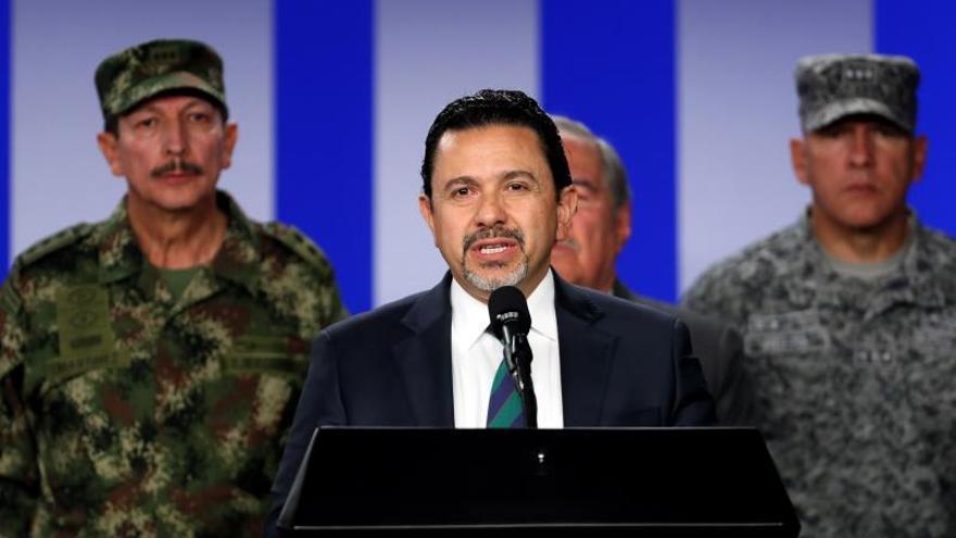 """El Gobierno colombiano saca seis narcotraficantes que intentaron """"colarse"""" en la JEP"""