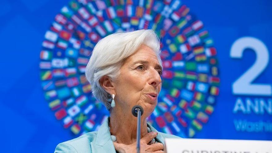 El FMI confirma la ralentización del crecimiento de México al 1,7 % en 2017
