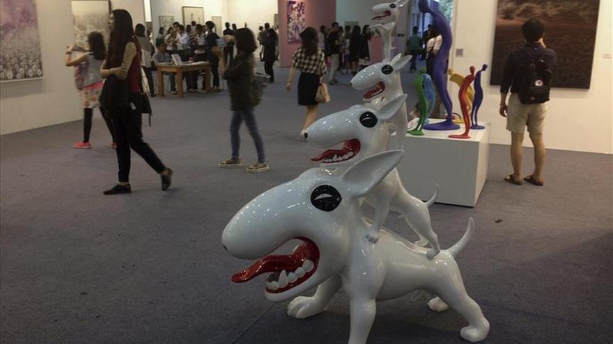 El nuevo arte chino post-Ai Weiwei, más madurez y menos fama