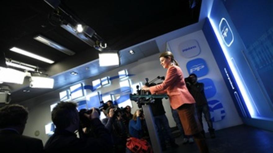RDP De La Secretaria General Del PP, María Dolores De Cospedal