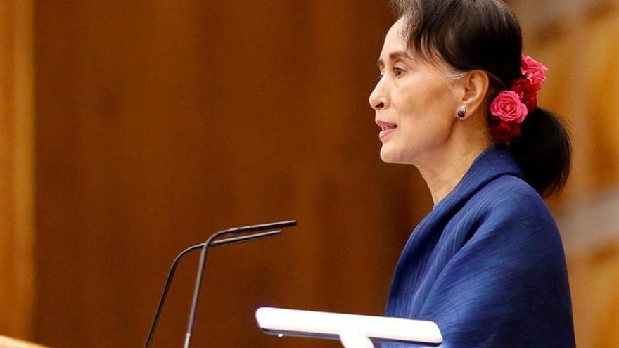 Una ONG pide al Gobierno de Suu Kyi la liberación de todos los presos políticos