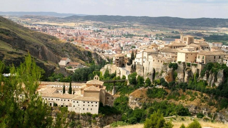 Hoz del Huécar en Cuenca