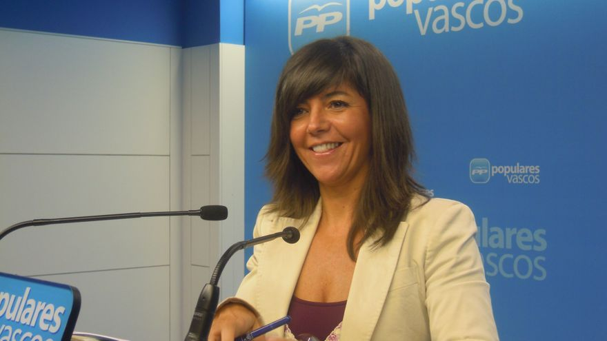 Nerea Llanos sustituirá a Iñaki Oyarzábal en la Secretaría general del PP vasco