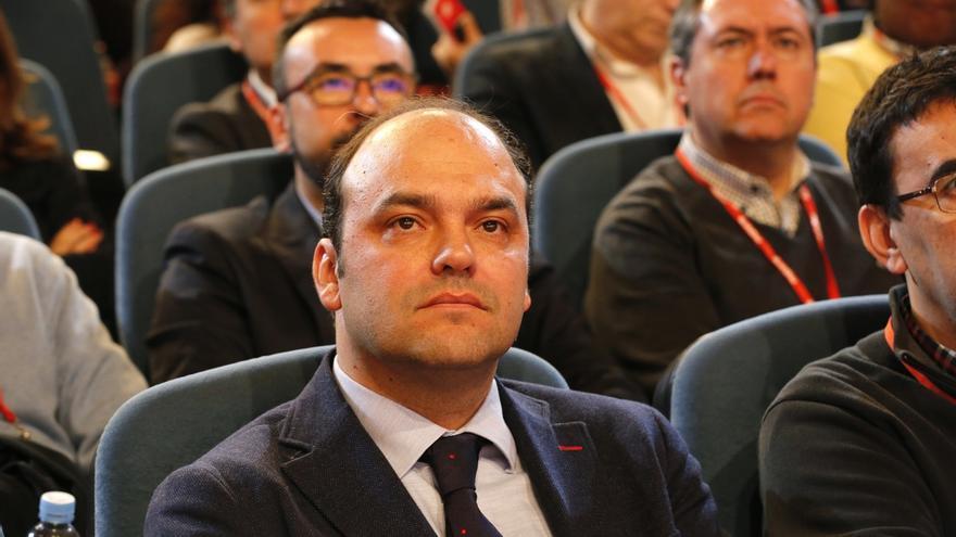 José Carlos Díez dice que el objetivo del programa económico del PSOE es recuperar a los 11 millones de votantes de 2008