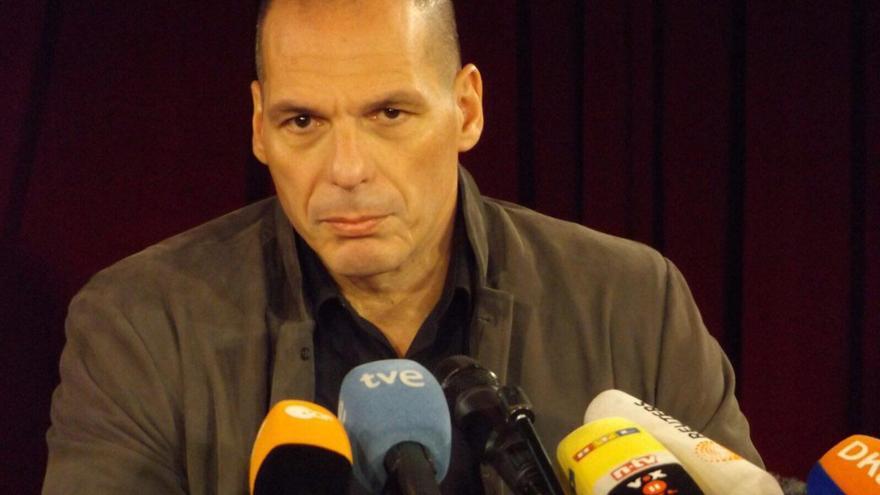 El exministro de Finanzas griego, Yanis Varoufakis