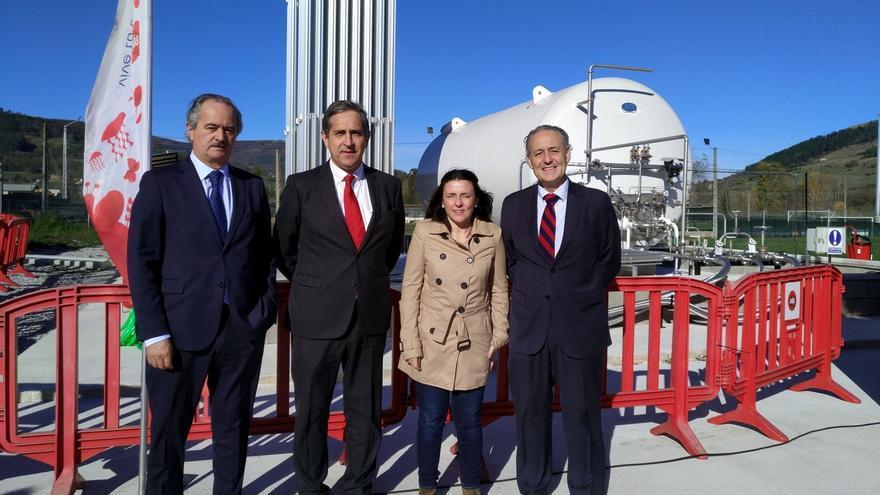 El gas natural llega a Corvera de Toranzo